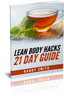 """Lean Body Hacks 21 Day Guide This gives you the day-to-day plan to follow to help you lose weight. For example, each day's plan includes detailed information about which foods to eat. You'll also learn how to incorporate the """"golden ratio"""" of spices into your daily meals for optimal weight loss. There's information about exercise, sleep, and other habits to help you lose excess weight and achieve optimal health."""